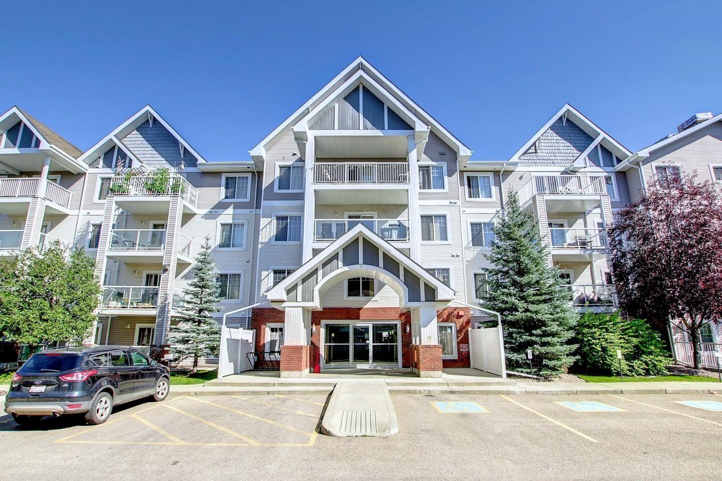 Main Photo: 313 13710 150 Avenue in Edmonton: Zone 27 Condo for sale : MLS®# E4261599