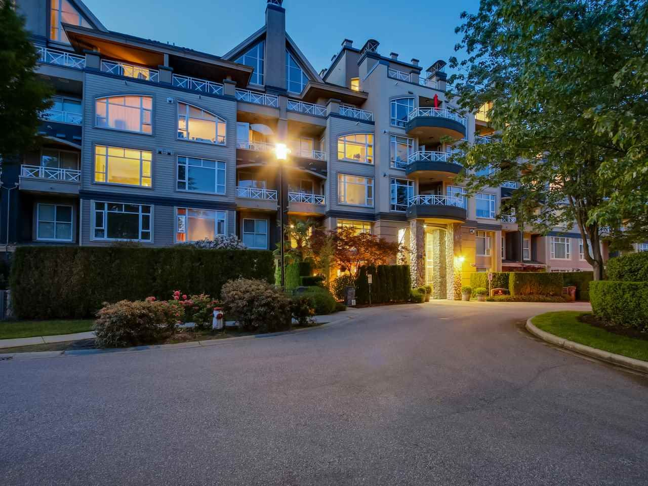 """Main Photo: 108 3600 WINDCREST Drive in North Vancouver: Roche Point Townhouse for sale in """"WINDSONG AT RAVEN WOODS"""" : MLS®# R2067772"""