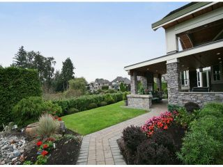 Photo 19: 3763 159A ST in Surrey: Morgan Creek House for sale (South Surrey White Rock)  : MLS®# F1424508