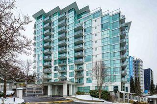 """Photo 1: 1006 2763 CHANDLERY Place in Vancouver: Fraserview VE Condo for sale in """"THE RIVER DANCE"""" (Vancouver East)  : MLS®# R2341147"""
