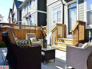 Photo 10: 138 172A Street in South Surrey White Rock: Pacific Douglas Home for sale ()  : MLS®# F1122503