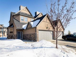 Photo 1: 3 1720 GARNETT Point in Edmonton: Zone 58 House Half Duplex for sale : MLS®# E4226231