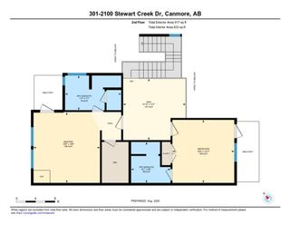 Photo 38: 301 2100F Stewart Creek Drive: Canmore Row/Townhouse for sale : MLS®# A1026088