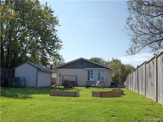 Photo 17: 114 Dubois Place in Winnipeg: Fort Garry / Whyte Ridge / St Norbert Residential for sale (South Winnipeg)  : MLS®# 1613722