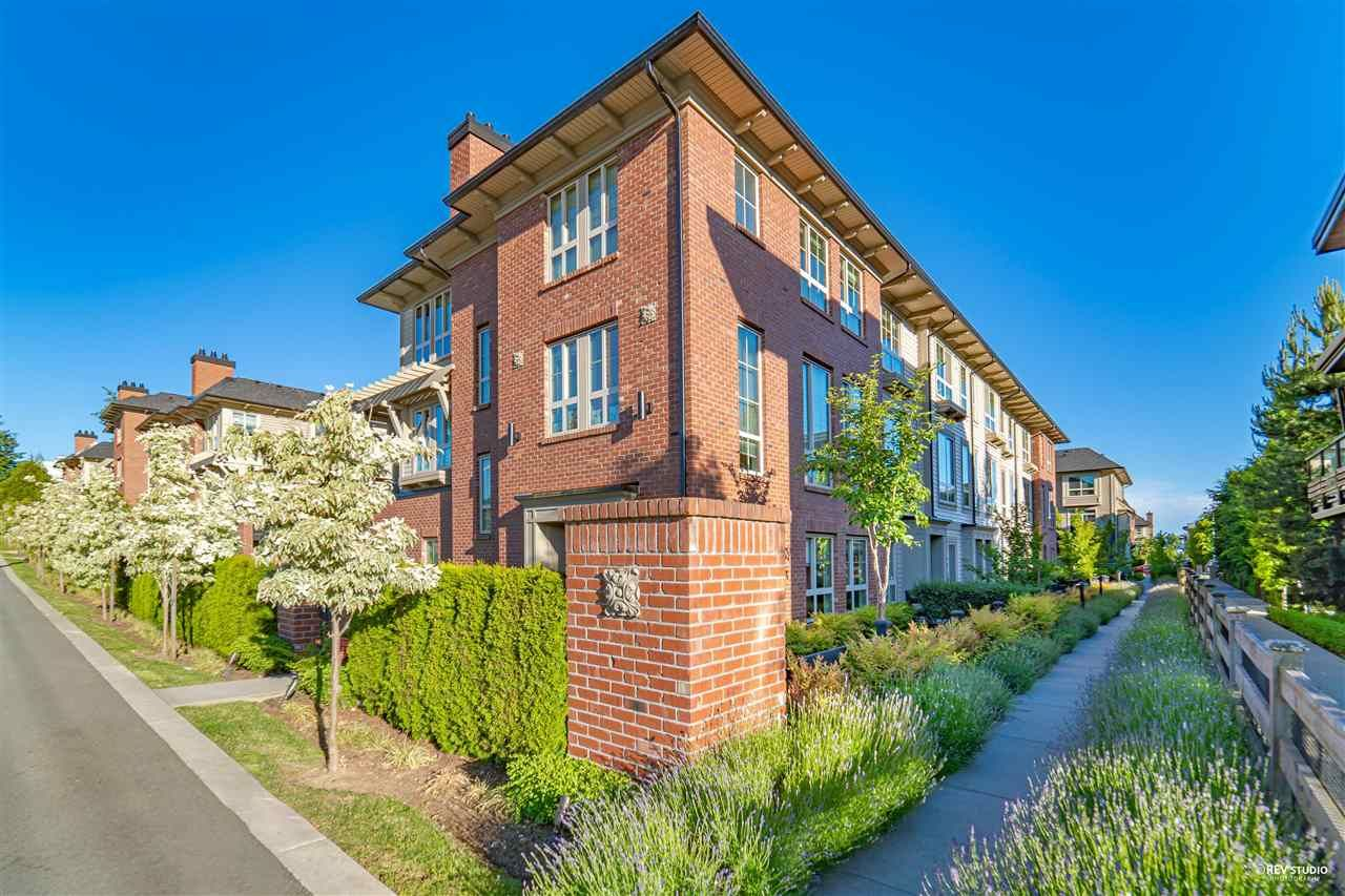 Main Photo: 34-16261 23A Avenue in Surrey: Grandview Surrey Townhouse for sale : MLS®# R2591075