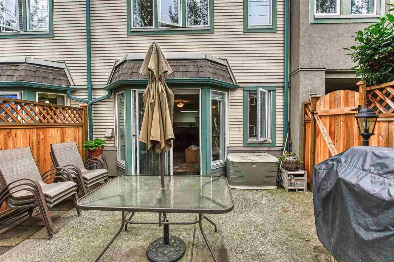 """Photo 20: Photos: 6 1215 BRUNETTE Avenue in Coquitlam: Maillardville Townhouse for sale in """"Place Fountaine Bleu"""" : MLS®# R2407958"""