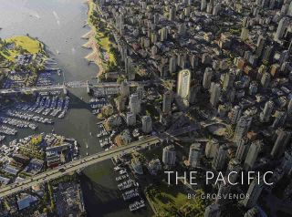 """Photo 2: 2801 889 PACIFIC Street in Vancouver: Downtown VW Condo for sale in """"THE PACIFIC BY GROSVENOR"""" (Vancouver West)  : MLS®# R2555349"""