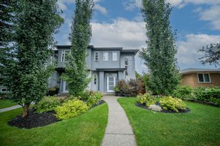 Main Photo: 526 51 Avenue SW in Calgary: Windsor Park Semi Detached for sale : MLS®# A1138577
