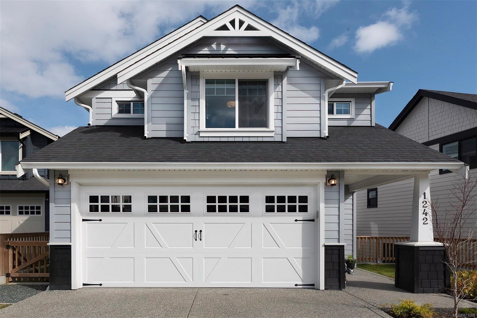 Main Photo: 1242 Nova Crt in : La Westhills House for sale (Langford)  : MLS®# 871088