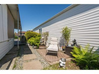 """Photo 39: 34 8254 134 Street in Surrey: Queen Mary Park Surrey Manufactured Home for sale in """"WESTWOOD ESTATES"""" : MLS®# R2586681"""