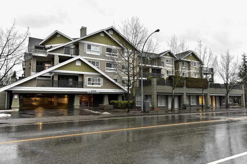 """Main Photo: 314 6336 197 Street in Langley: Willoughby Heights Condo for sale in """"THE ROCKPORT"""" : MLS®# R2131786"""