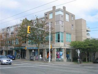 """Main Photo: 429 1979 YEW Street in Vancouver: Kitsilano Condo for sale in """"THE CAPERS BUILDING"""" (Vancouver West)  : MLS®# V850722"""