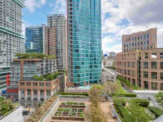 """Photo 13: 1002 833 HOMER Street in Vancouver: Downtown VW Condo for sale in """"ATELIER"""" (Vancouver West)  : MLS®# R2422565"""