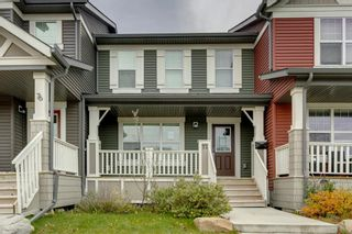 Photo 1: 72 Sunvalley Road: Cochrane Row/Townhouse for sale : MLS®# A1152230