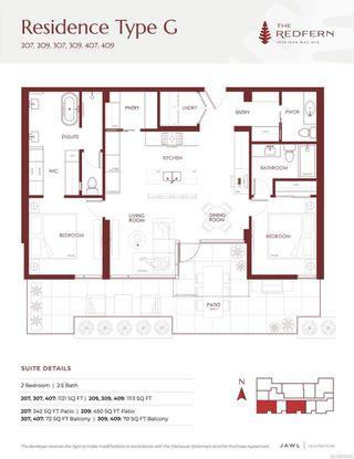 Photo 3: 209 1920 Oak Bay Ave in : Vi Jubilee Condo for sale (Victoria)  : MLS®# 878478