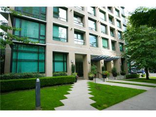 """Photo 2: 503 1003 BURNABY Street in Vancouver: West End VW Condo for sale in """"Milano"""" (Vancouver West)  : MLS®# V1094081"""