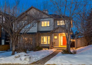Main Photo: 1408 29 Street SW in Calgary: Shaganappi Semi Detached for sale : MLS®# A1075521