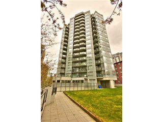 "Photo 2: 509 1212 HOWE Street in Vancouver: Downtown VW Condo for sale in ""1212 HOWE"" (Vancouver West)  : MLS®# V1119996"