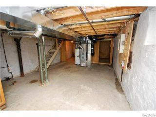 Photo 12: 477 Bannatyne Avenue in Winnipeg: Central Winnipeg Residential for sale : MLS®# 1612289