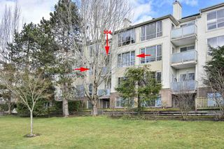 "Photo 2: 304 6740 STATION HILL Court in Burnaby: South Slope Condo for sale in ""Wyndham Court"" (Burnaby South)  : MLS®# R2539460"