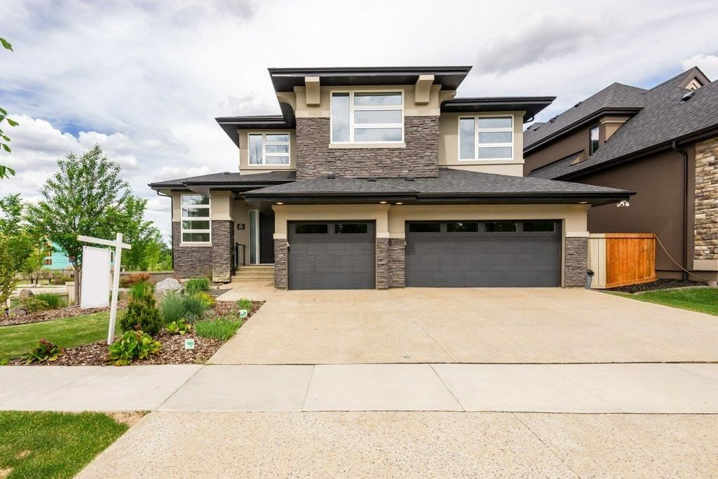 Main Photo: 4411 KENNEDY Cove in Edmonton: Zone 56 House for sale : MLS®# E4249494