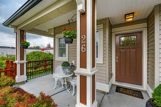 """Photo 28: 26 10151 240 Street in Maple Ridge: Albion Townhouse for sale in """"ALBION STATION"""" : MLS®# R2572996"""