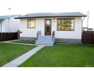 Photo 1: 116 Foster Street in WINNIPEG: East Kildonan Residential for sale (North East Winnipeg)  : MLS®# 1511639