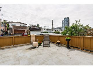 Photo 6: 4650 BALDWIN Street in Vancouver: Victoria VE House for sale (Vancouver East)  : MLS®# V1076552