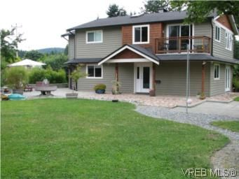 Main Photo: 1131 Marchant Rd in BRENTWOOD BAY: CS Brentwood Bay House for sale (Central Saanich)  : MLS®# 543956