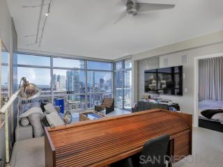 Photo 3: DOWNTOWN Condo for sale : 1 bedrooms : 800 The Mark Ln #1508 in San Diego