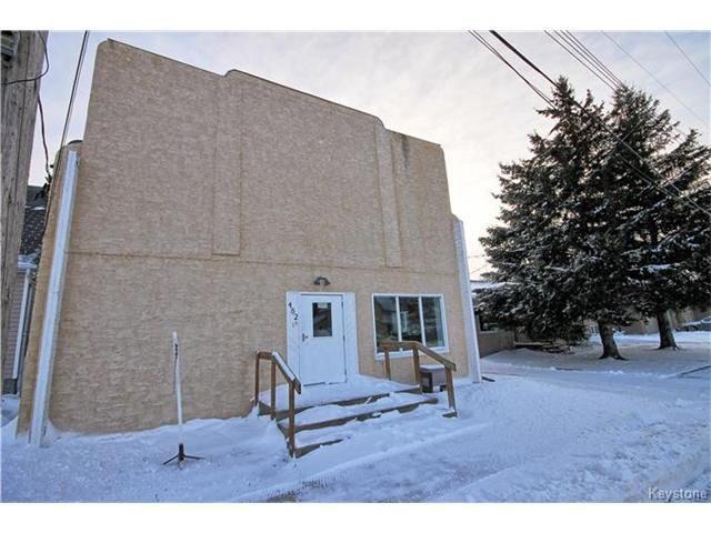 Main Photo: 482 Jolys Avenue West in St Pierre-Jolys: Industrial / Commercial / Investment for sale (R17)  : MLS®# 1626235