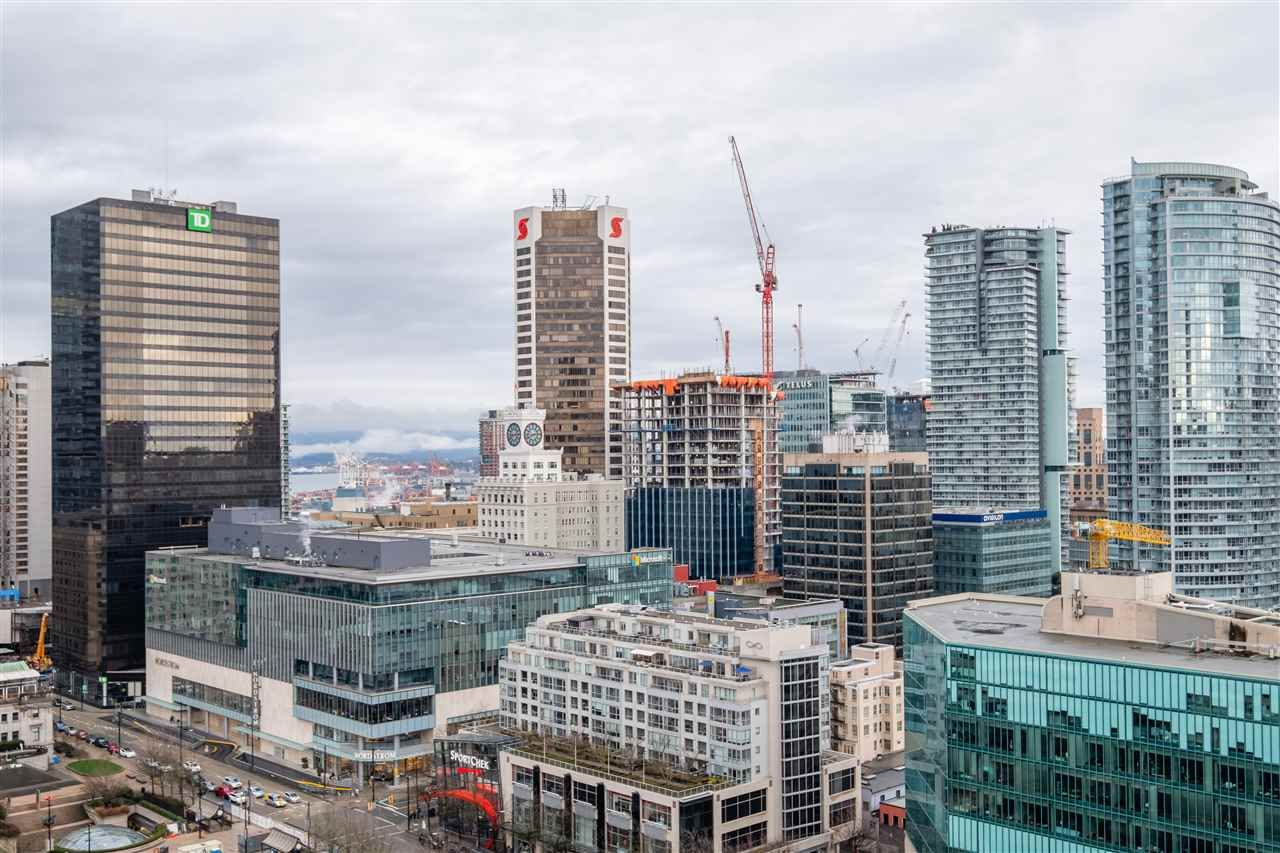 "Main Photo: 2220 938 SMITHE Street in Vancouver: Downtown VW Condo for sale in ""ELECTRIC AVENUE"" (Vancouver West)  : MLS®# R2542428"