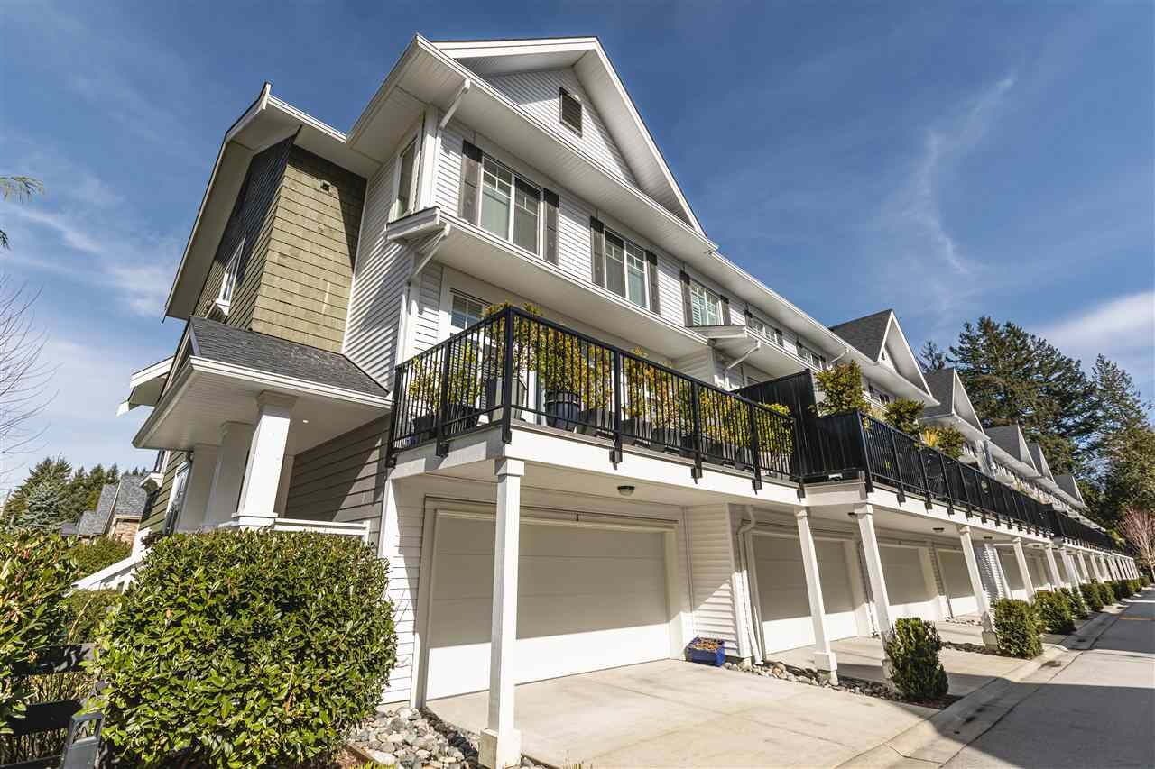 """Main Photo: 1 288 171 Street in Surrey: Pacific Douglas Townhouse for sale in """"The Crossing"""" (South Surrey White Rock)  : MLS®# R2551643"""