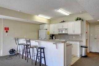 Photo 25: 209 9811 96A Street in Edmonton: Zone 18 Condo for sale : MLS®# E4247252