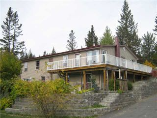 Photo 1: 1828 RICHLAND Drive in Williams Lake: Williams Lake - Rural North House for sale (Williams Lake (Zone 27))  : MLS®# N207339