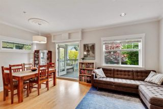 Photo 2: 2 355 W 15TH Avenue in Vancouver: Mount Pleasant VW Townhouse for sale (Vancouver West)  : MLS®# R2574340