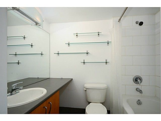 Photo 5: Photos: 1605 1295 Richards Street in Vancouver West: Downtown VW Condo for sale : MLS®# V1039646