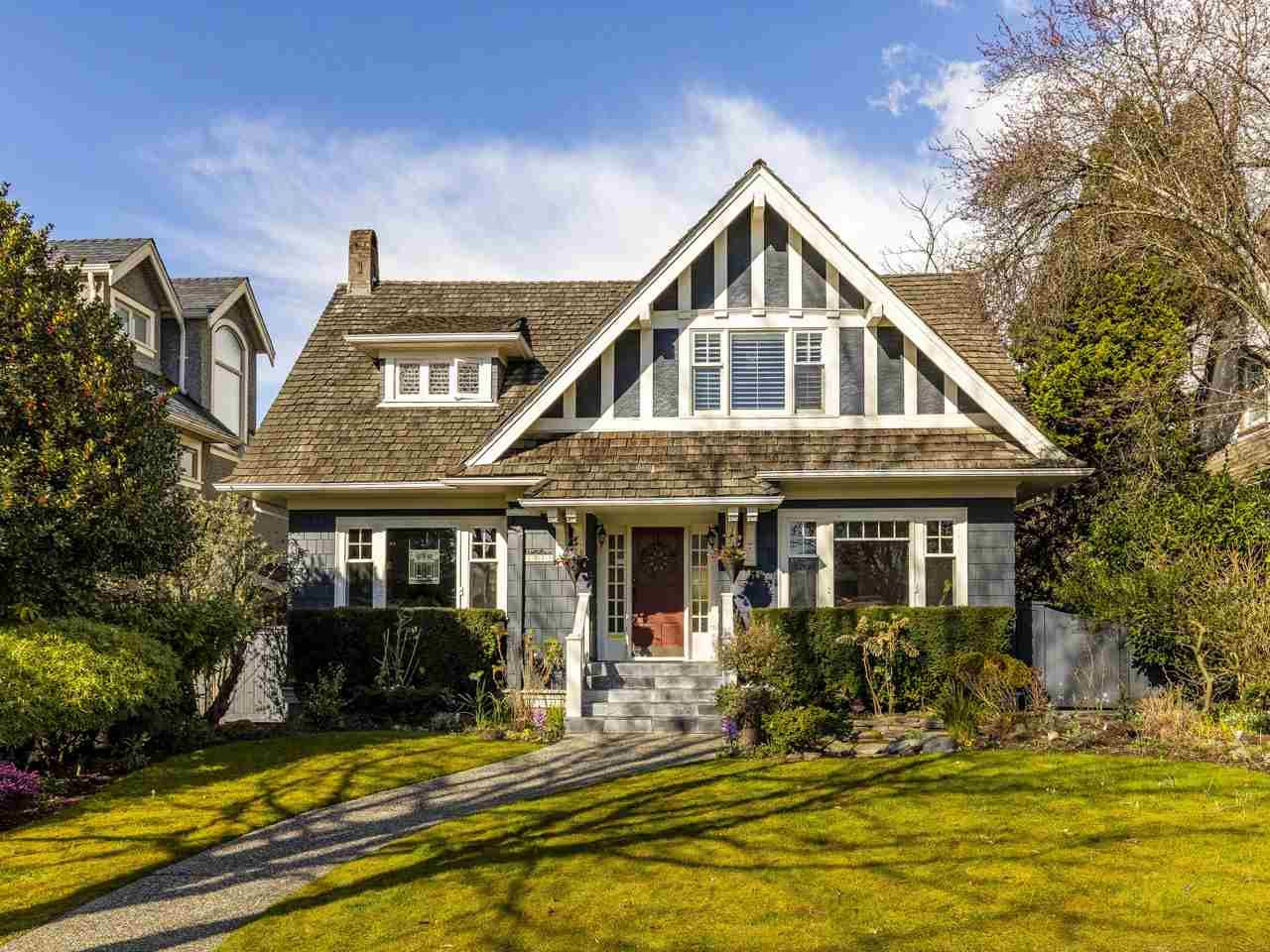 """Main Photo: 1913 W 45TH Avenue in Vancouver: Kerrisdale House for sale in """"Kerrisdale"""" (Vancouver West)  : MLS®# R2552534"""
