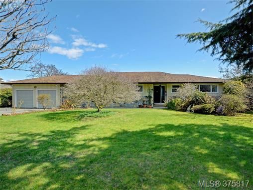 Main Photo: 6711 Welch Rd in SAANICHTON: CS Martindale House for sale (Central Saanich)  : MLS®# 754406