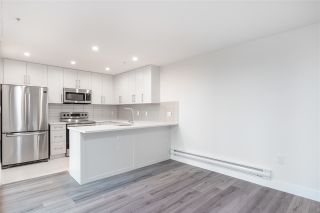 """Photo 8: 101 217 CLARKSON Street in New Westminster: Downtown NW Townhouse for sale in """"Irving Living"""" : MLS®# R2545600"""
