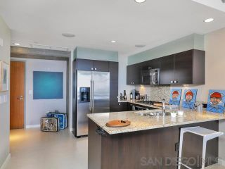 Photo 9: DOWNTOWN Condo for sale : 1 bedrooms : 800 The Mark Ln #1508 in San Diego