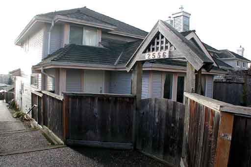 Main Photo: 2556 SE MARINE DRIVE in : Fraserview VE House for sale : MLS®# V255793