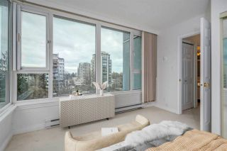 """Photo 17: 803 5425 YEW Street in Vancouver: Kerrisdale Condo for sale in """"THE BELMONT"""" (Vancouver West)  : MLS®# R2563051"""