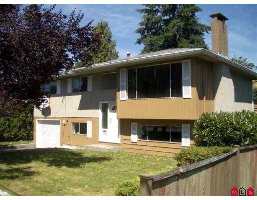 """Main Photo: 15015 RAVEN Place in Surrey: Bolivar Heights House for sale in """"BIRDLAND"""" (North Surrey)  : MLS®# F2714701"""