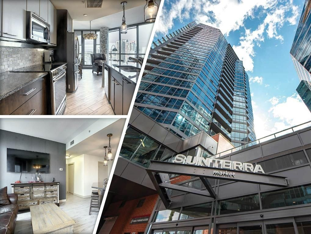 Main Photo: 1401 220 12 Avenue SE in Calgary: Beltline Apartment for sale : MLS®# A1110323
