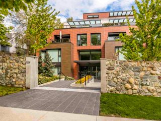 """Main Photo: 706 7128 ADERA Street in Vancouver: South Granville Condo for sale in """"Shannon Mews"""" (Vancouver West)  : MLS®# R2577106"""