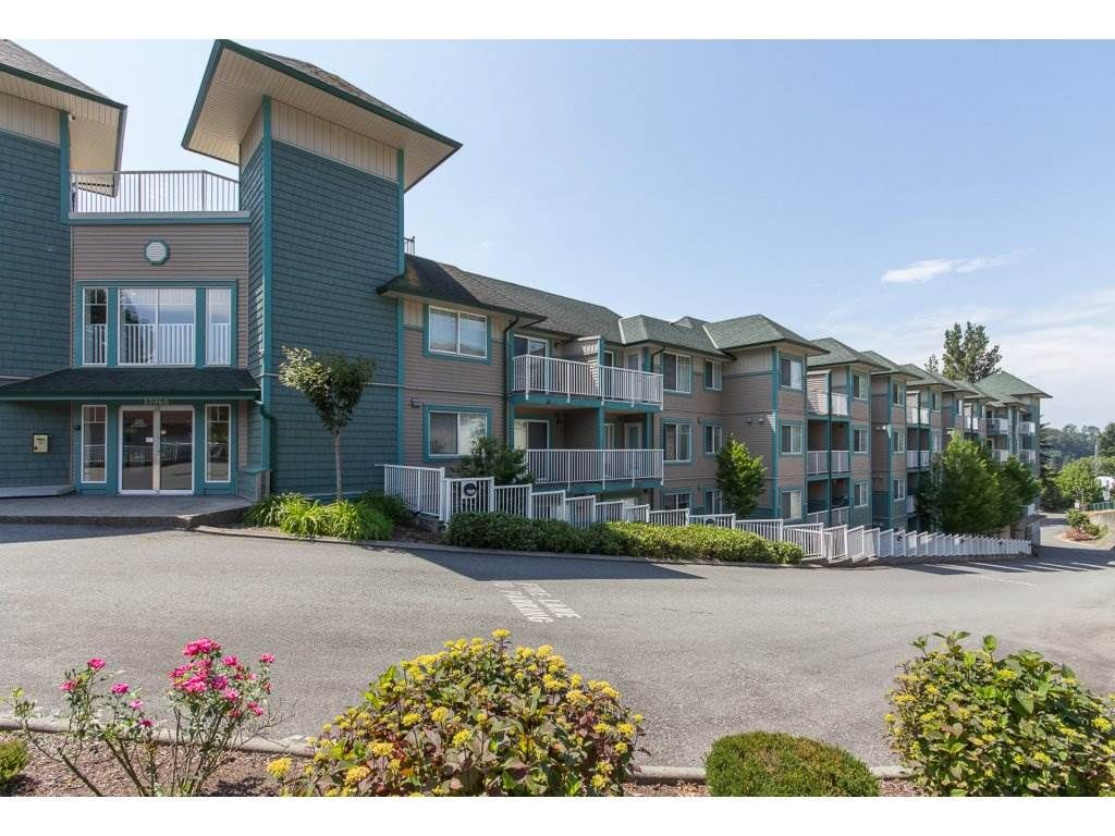 Main Photo: 317 33960 Old Yale Road in Abbostford: Central Abbotsford Condo for sale (Abbotsford)  : MLS®# R2201076