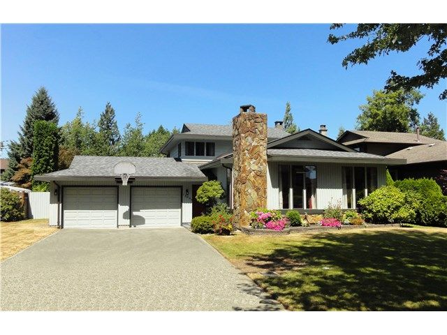 """Main Photo: 13081 61ST Avenue in Surrey: Panorama Ridge House for sale in """"PANORAMA PARK"""" : MLS®# F1447495"""