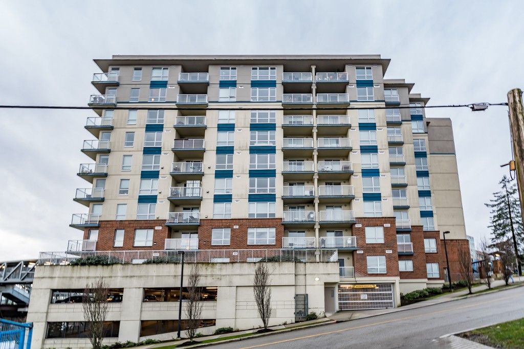 Main Photo: 402 200 KEARY STREET in New Westminster: Sapperton Condo for sale : MLS®# R2145784