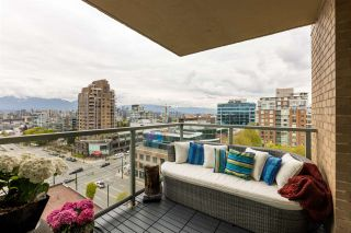 "Photo 22: 1101 1633 W 10TH Avenue in Vancouver: Fairview VW Condo for sale in ""Hennessy House"" (Vancouver West)  : MLS®# R2462478"